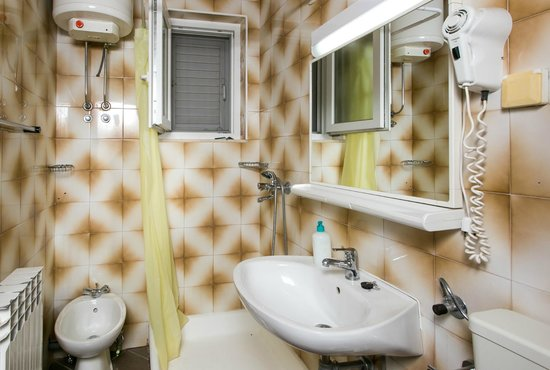 Prijevor, Croacia: Bathroom
