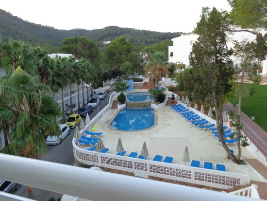 Grupotel Oasis: lovely view from room
