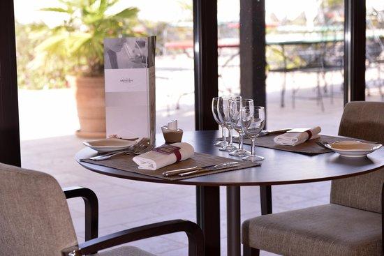 Mercure Auxerre Nord: Restaurant Le Chaumois