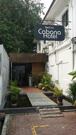 Red Inn Cabana's.