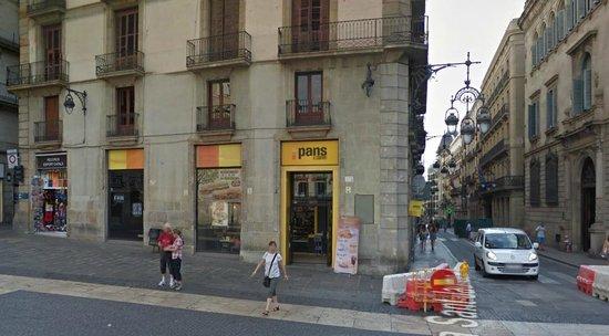 Photo of Plaza Plaça de Sant Jaume at Plaça De Sant Jaume, Barcelona 08002, Spain