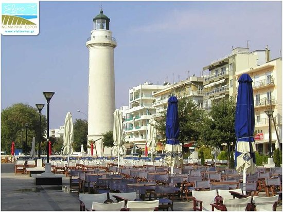 Alexandroupoli's Lighthouse