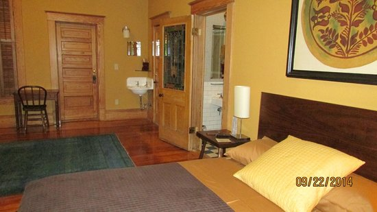 Hotel Frederick: Suite 11