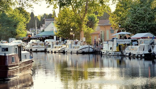 Tourist Office Canal du Midi to Saint Chinian