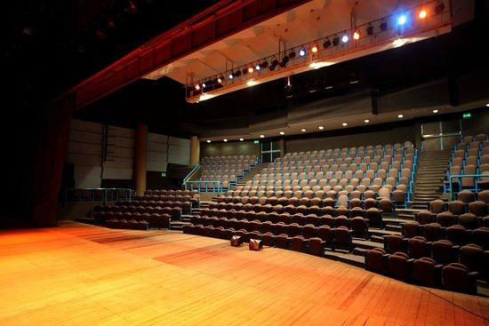 Teatro - Sesc Nova Iguacu