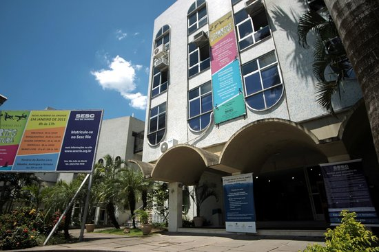 Teatro - Sesc Sao Joao de Meriti