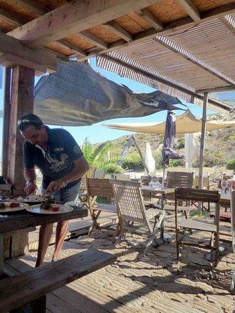 Mar A Beach : il ristorante