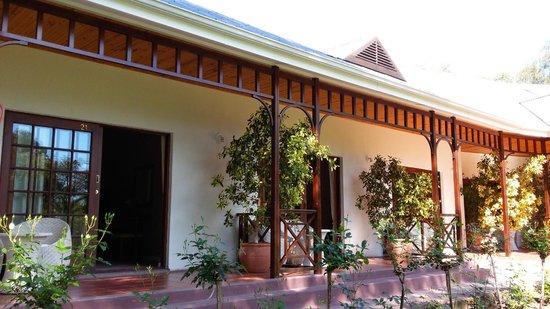 Hlangana Lodge - Rooms