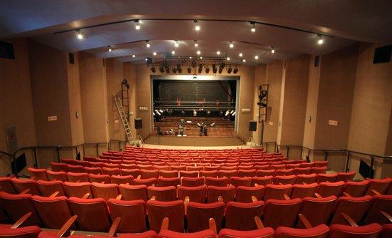 Teatro - Sesc Teresópolis