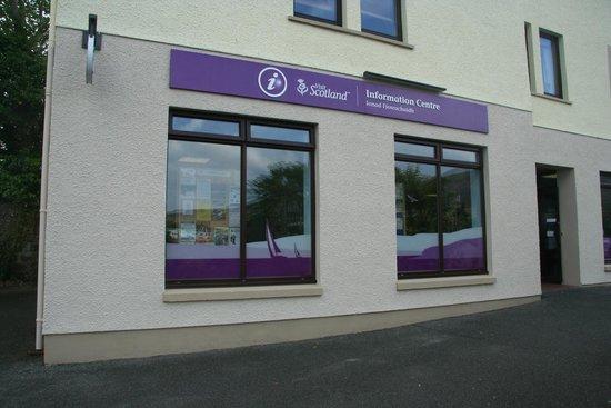 Portree VisitScotland Information Centre