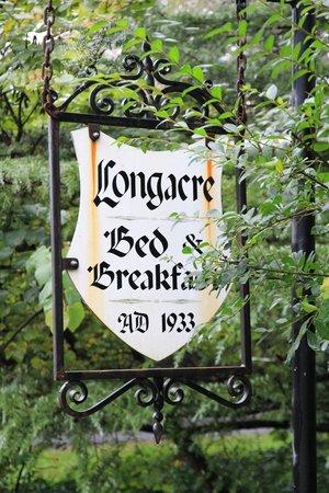 Longacre: Hotel Sign