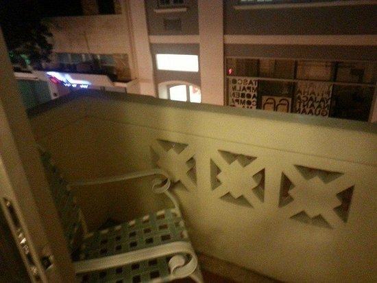 Hotel Melia Ponce: Room Balcony