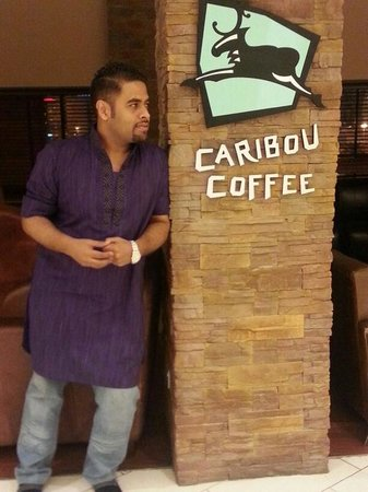 Caribou Coffee Moda Mall