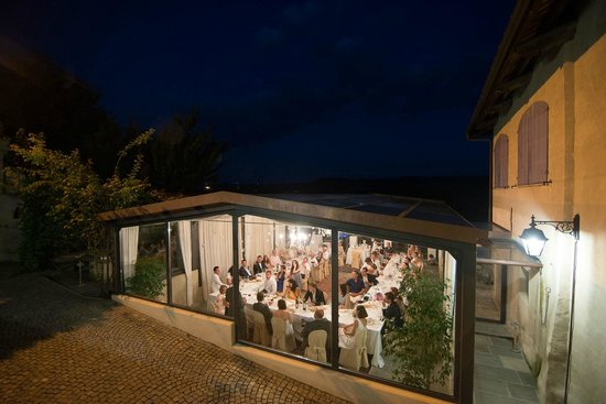 Antico Borgo Monchiero : The function room