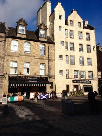 Grassmarket Hotel: Sympa