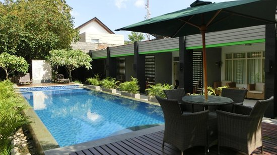 Griya Asri Hotel: Pool