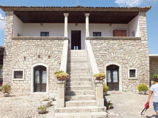 Grottaminarda Italy  city pictures gallery : panoramica Picture of Azienda Agrituristica Giannasca, Grottaminarda