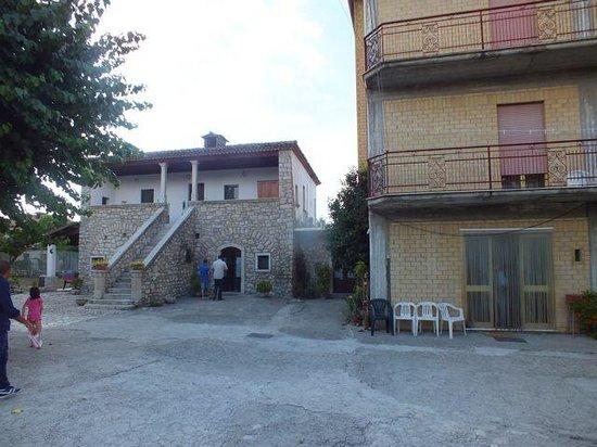 Grottaminarda Italy  city images : il ristorante グロッタミナルダ、Azienda Agrituristica ...