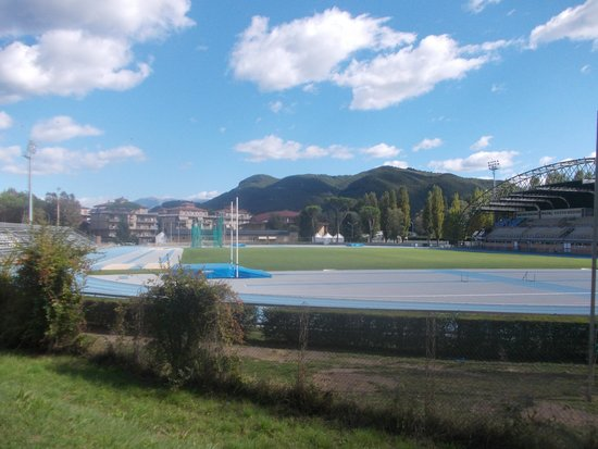 Province of Rieti, Italy: Stadio Raul Guidobaldi