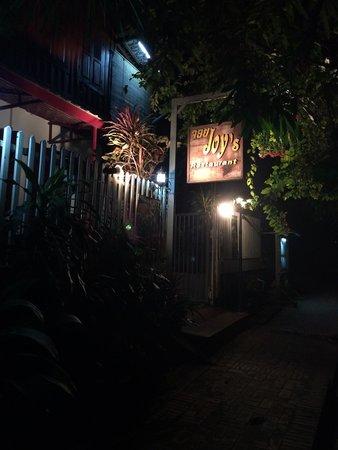 Joys Restaurant : Beautiful and quiet spot!