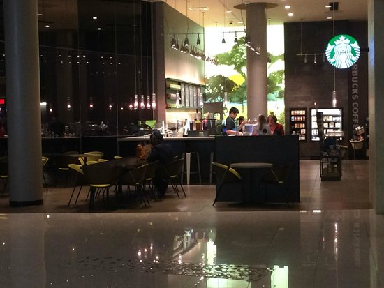 24 Hour Starbucks Picture Of Elara By Hilton Grand
