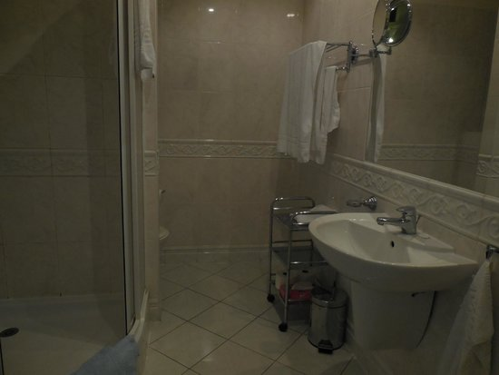 Residence Masna - Prague City Apartments : Salle de bain