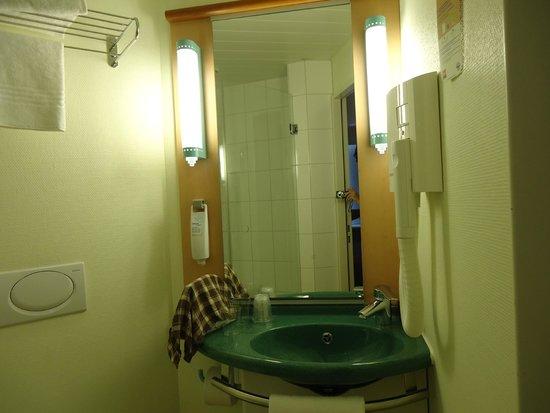 ibis Winterthur City: Salle de bain