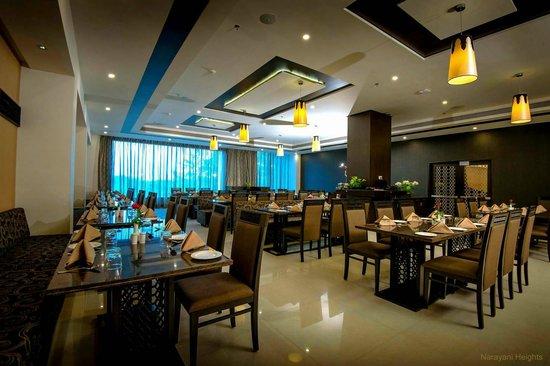 Narayani Heights: Dum Ka Zaika Specialty Restaurant