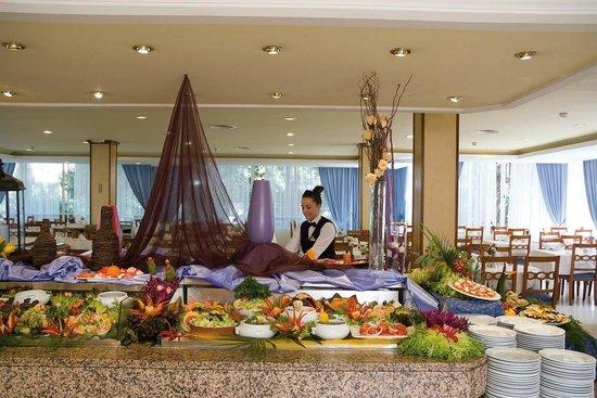 Hotel Riu Concordia: Restaurant