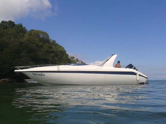 Hospedagem Acorde: Taxi boat
