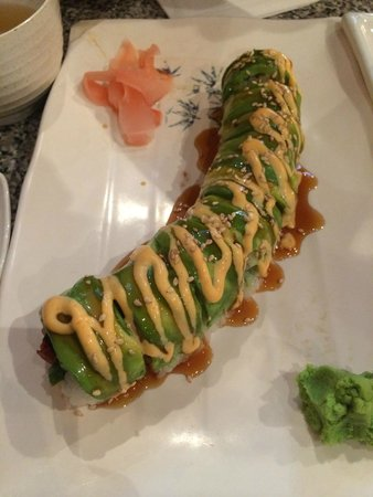 Sushi Boat Town: Caterpillar Roll