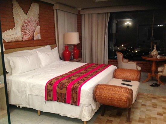 Costa Do Sol Boutique Hotel: Suíte Vip