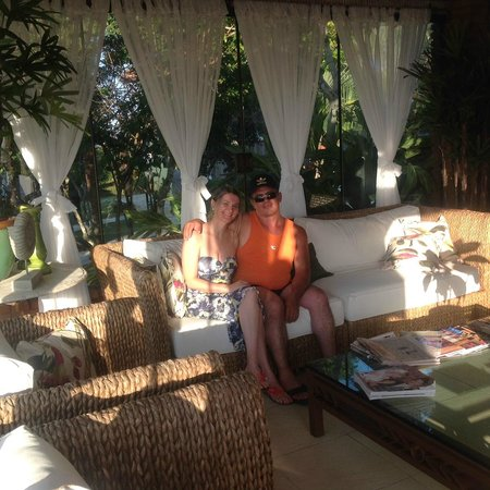 Costa Do Sol Boutique Hotel: Sala de TV