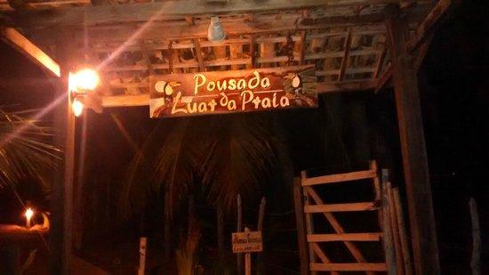 Pousada Luar Da Praia: entrada