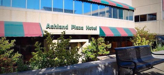 Ashland Plaza Hotel (One Ashland Plaza.)
