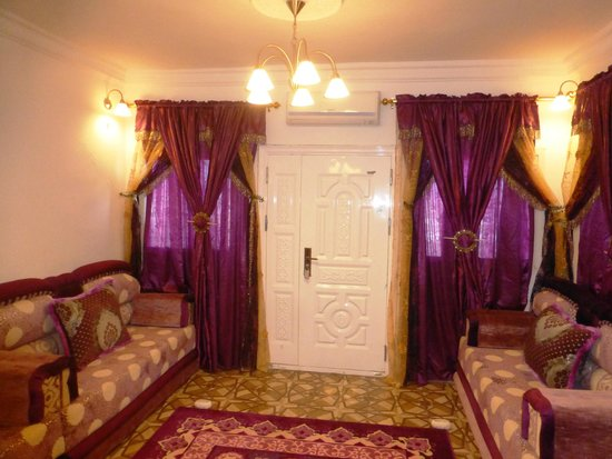 Rosso, Mauretania: Chambre