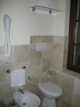 Residenza Porta Guelfa: bagno