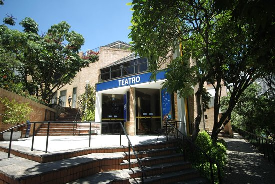 Teatro - Sesc Tijuca