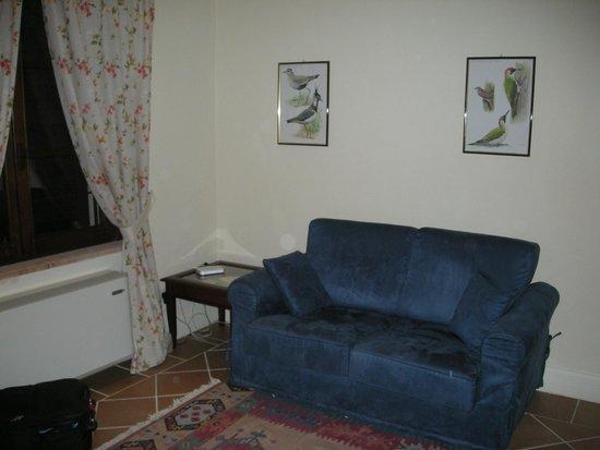 Residenza Porta Guelfa: divano