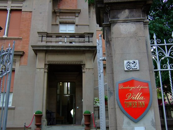 Residenza d'Epoca Villa Tower Inn: 泊まりたかった...