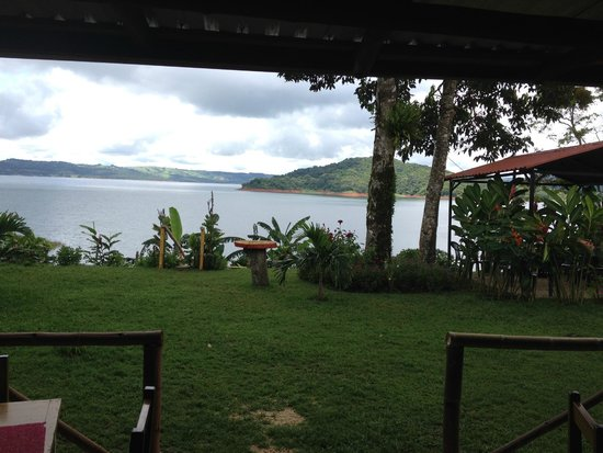 Restaurant Tinajas Arenal sobre el Lago: Beautiful views