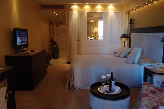 Kempinski Hotel Bahía: Belle chambre moderne