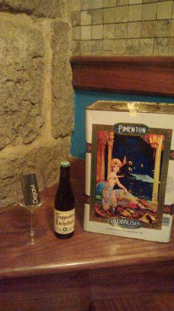 Dejavi Taperia : cervezas artesanas