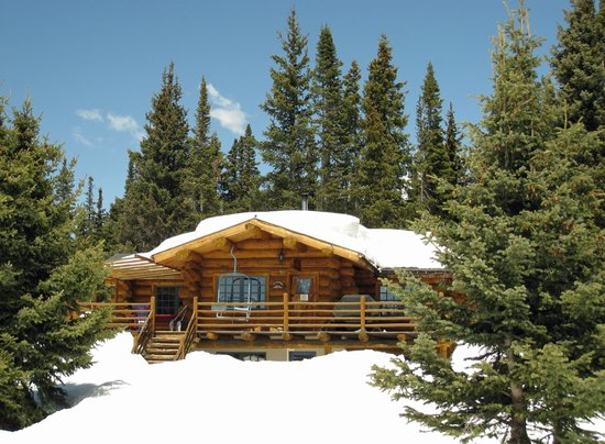 Chuck 39 S Cabin Picture Of Shrine Mountain Inn Vail