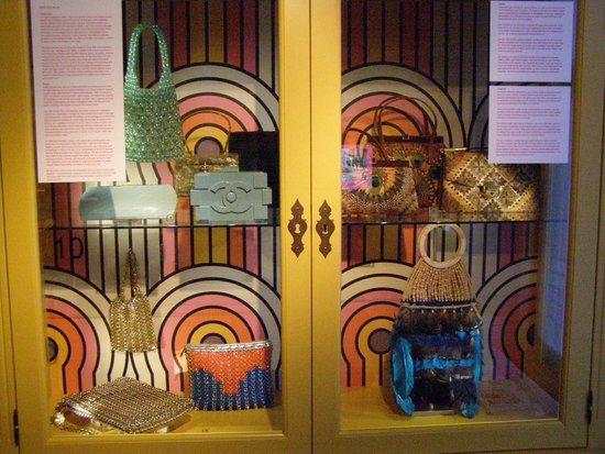 Museum of Bags and Purses: Временная выставка