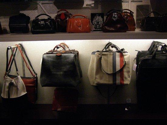 Museum of Bags and Purses: Mutsaers очень добротные голландские сумки.
