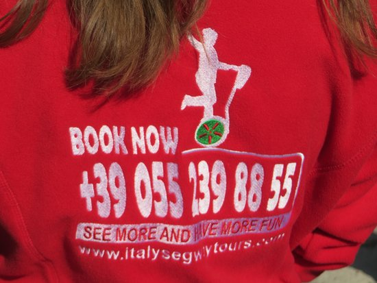 Italy Segway Tours: See more and have more fun