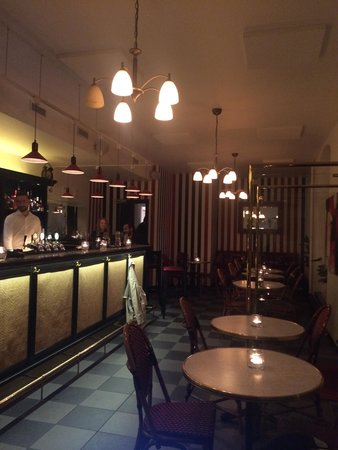 Bistro Bar Croque