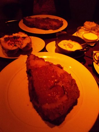 Brand Steakhouse: Great Prime Rib