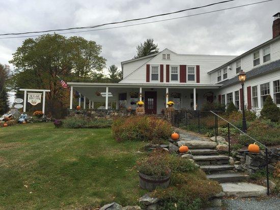 Sugar Hill Inn - Oct 2014